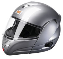 Origine Tecno Modular helmet with intercom Blinc G2 Silver