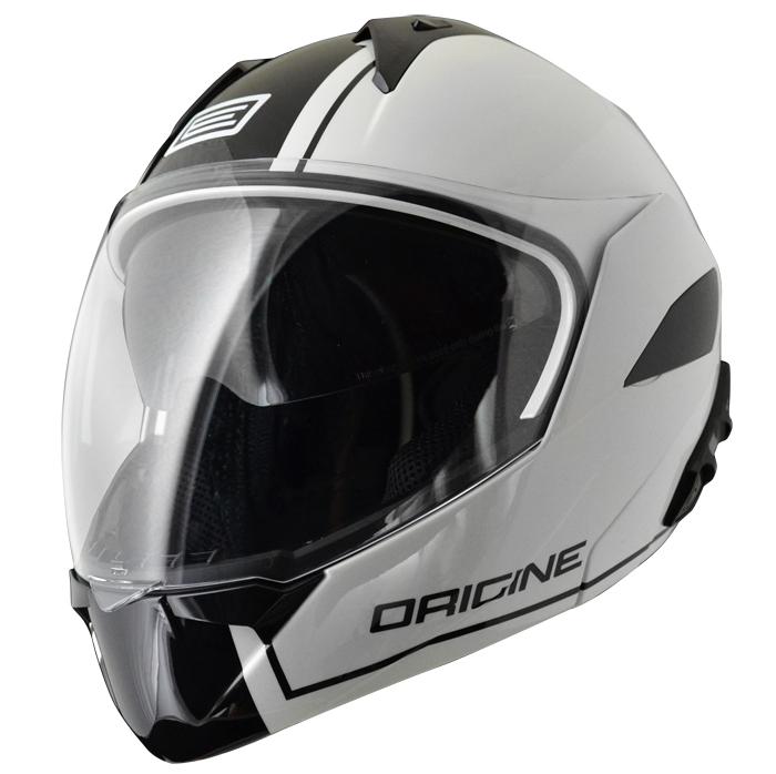Modular helmet Origin Riviera Dandy White