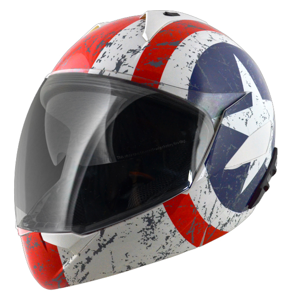 Casco modulare Origine Riviera Rebel Star