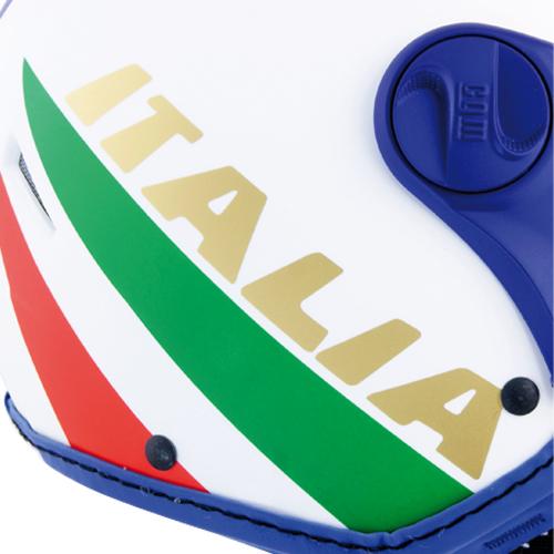 Casco jet bambino CGM 205G Italia Visor