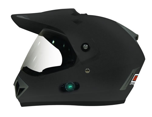 Casco Moto Origine Gladiatore con Interfono integrato Antracite
