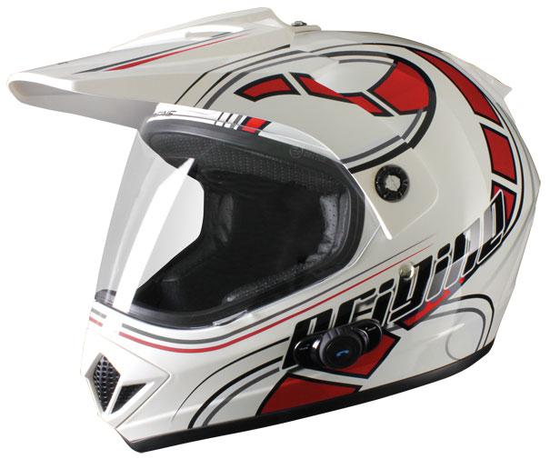 Origine Gladiatore Stelvio Enduro Helmet intefono Blinc G2