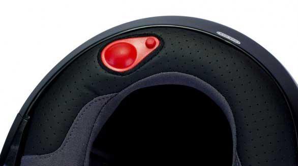 Scorpion Exo 210 Air jet helmet Matt Black