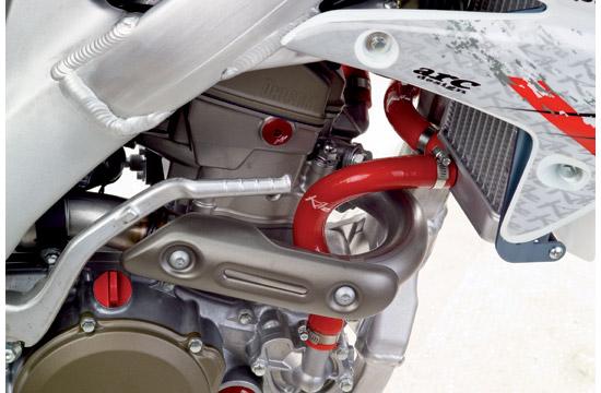 Tubi in silicone Kite Suzuki Rosso
