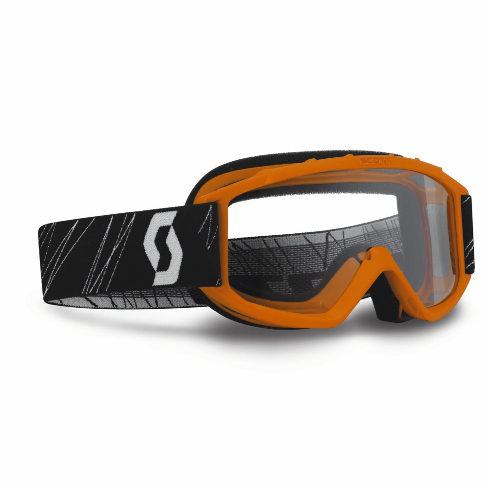 Scott 89SI kid cross goggles Orange