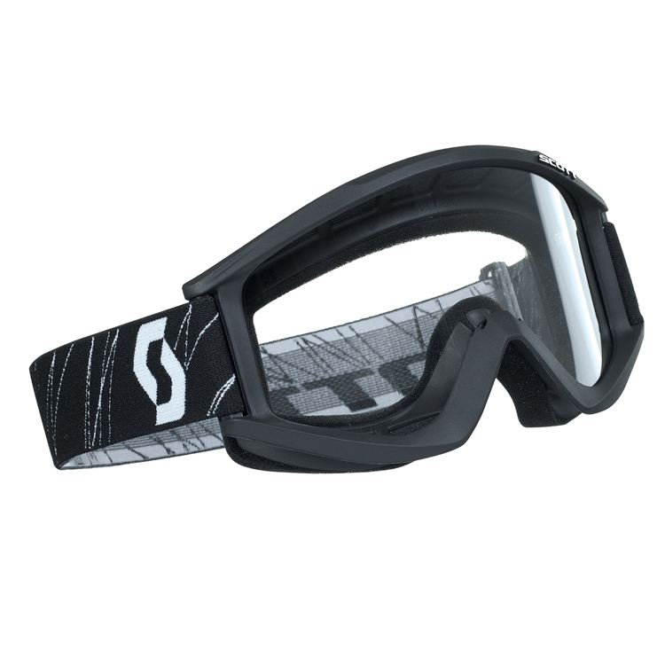 Scott cross glasses RECOIL XI black