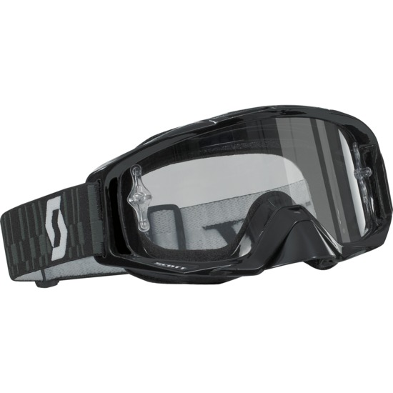 Scott Tyrant off road goggles Black