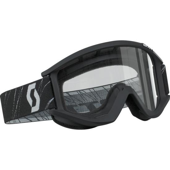 Scott RecoilXi off road goggles Black