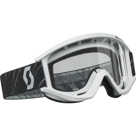 Scott RecoilXi off road goggles White