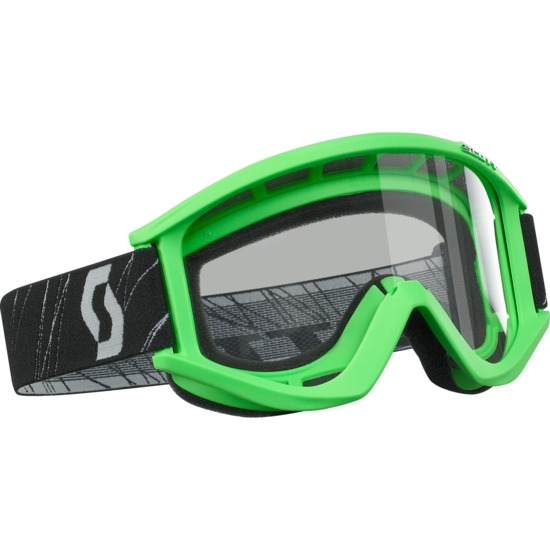 Scott RecoilXi off road goggles Green