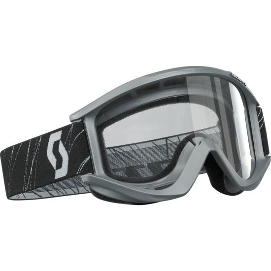 Scott RecoilXi off road goggles Silver