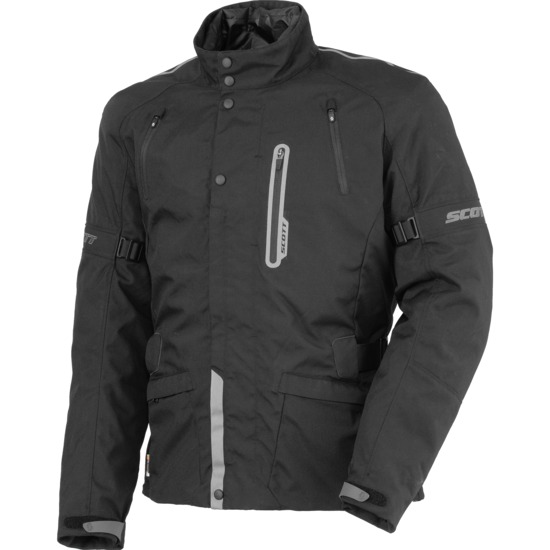 Technical jacket Scott Tourance Black
