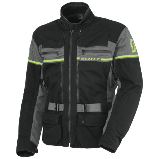Technical jacket Scott All Terrain Black Grey