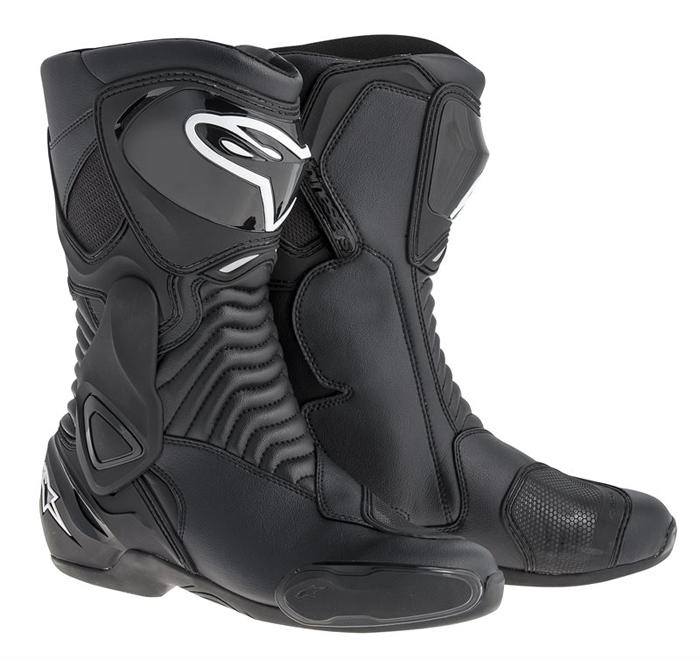 Alpinestars SMX Boots Black 6