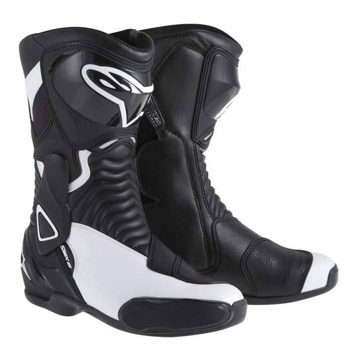 Alpinestars Stella S-MX 6 boots black white