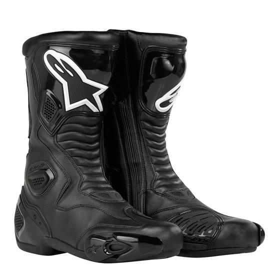 Stivali moto racing donna Alpinestars Stella S-MX 5 Nero