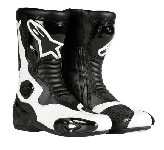 Boots Alpinestars Stella S-MX 5 Ladies White-Black