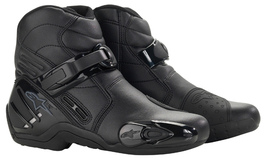 Scarpe moto racing Alpinestars S-MX 2 Nero
