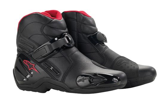 Scarpe moto racing Alpinestars S-MX 2 rosse