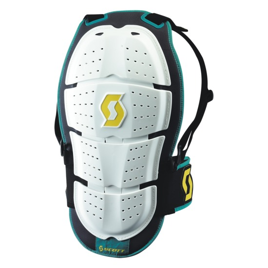 Scott Back Protector X-Active Child Junior White