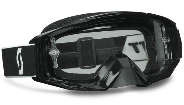 Scott Tyrant Goggles cross Black