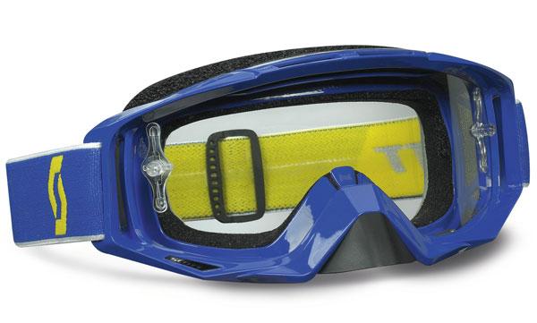 Scott Tyrant Blue Goggles