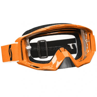 Goggles Orange Cross Tyrant