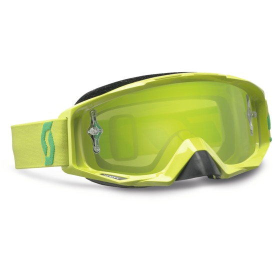Scott Tyrant Goggles cross Oxide Green