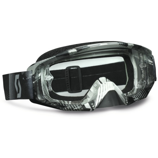Scott Tyrant off road goggles Tangent Grey