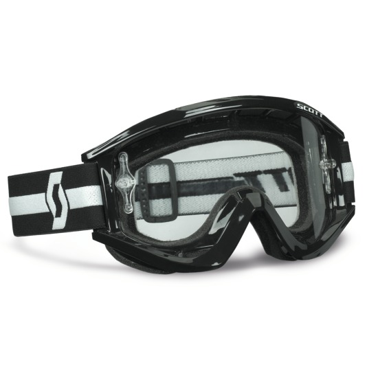 Scott cross glasses RecoilIX Black