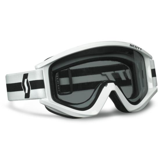Occhiali cross Scott RecoilIX Pro Sand Dust Bianco