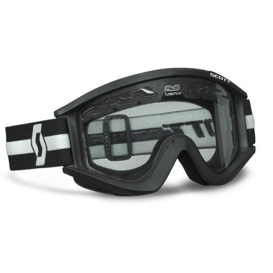 Scott cross glasses RecoilIX Enduro Black