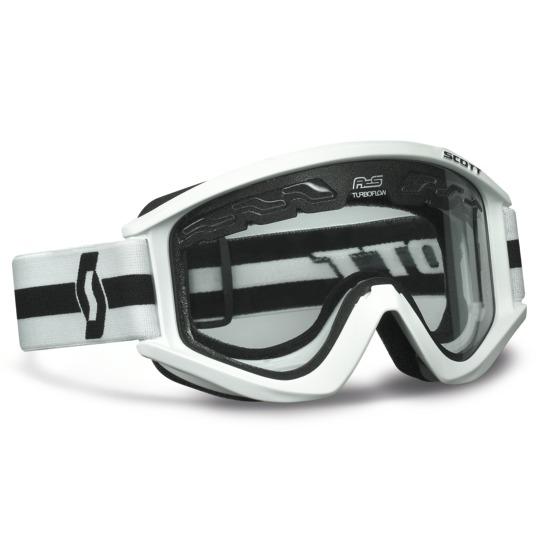 Cross RecoilIX Enduro Goggles Scott White