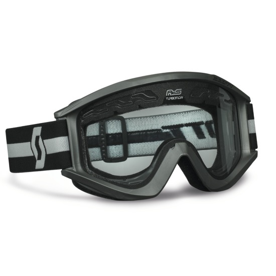 Cross Enduro Goggles Scott RecoilIX Grey