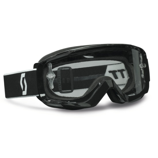 Scott cross glasses OTG Split Black