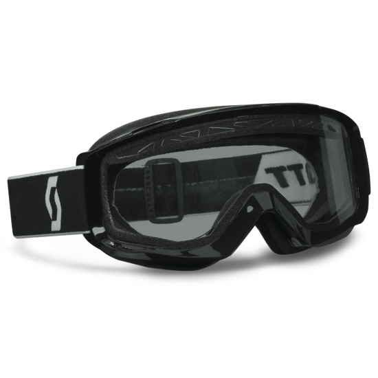 Scott Split OTG Enduro  off road goggles Black