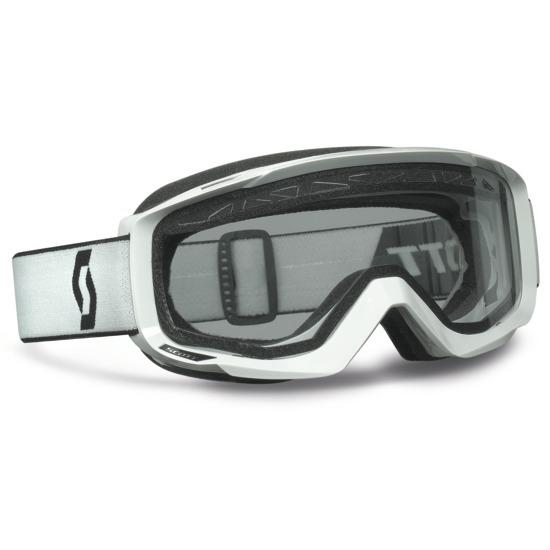 Scott Split OTG Enduro  off road goggles White