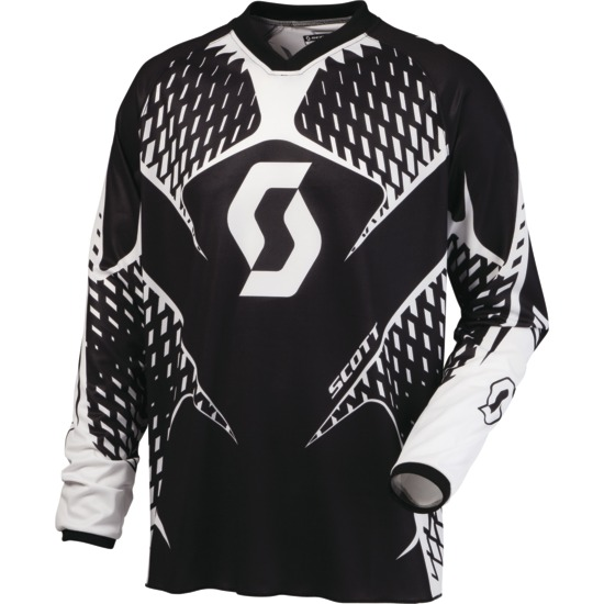 Jersey cross Scott 250 Spectre Black White