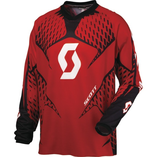 Jersey cross Scott 250 Spectre Black Red