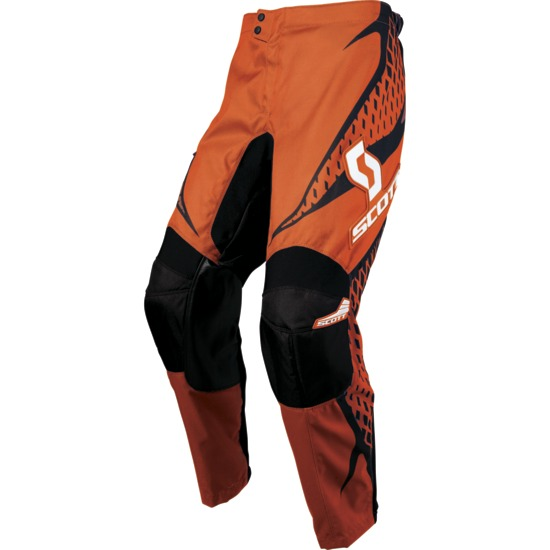 Pants cross Scott 250 Spectre Black Orange