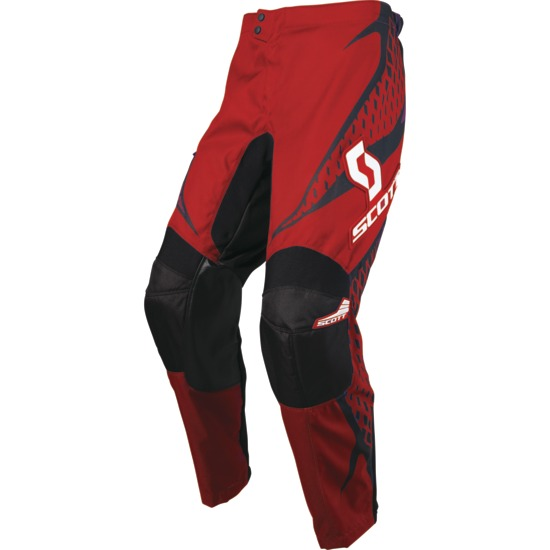 Pants cross Scott 250 Spectre Black Red