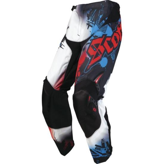 Artist Scott Motocross Pants Kid Black / Red