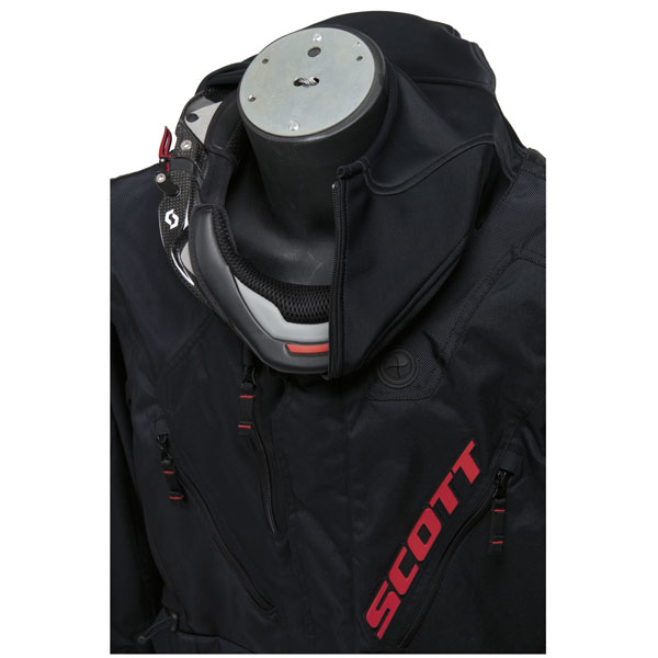 Cross Jacket Scott 350 NB Black Grey