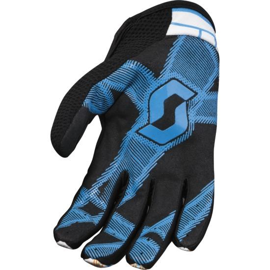 Hyper kid Motocross glove Scott White / Orange