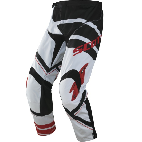 Pants cross Armada 350 Scott Black White