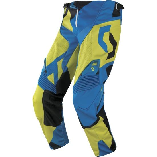 Pants cross Scott 450 Cubic Green Black