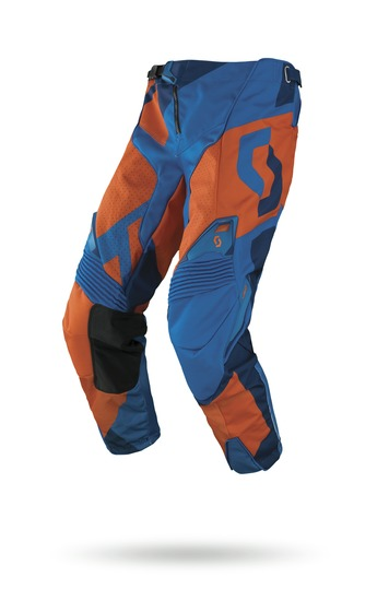 Pants cross Scott 450 Cubic Orange Blue