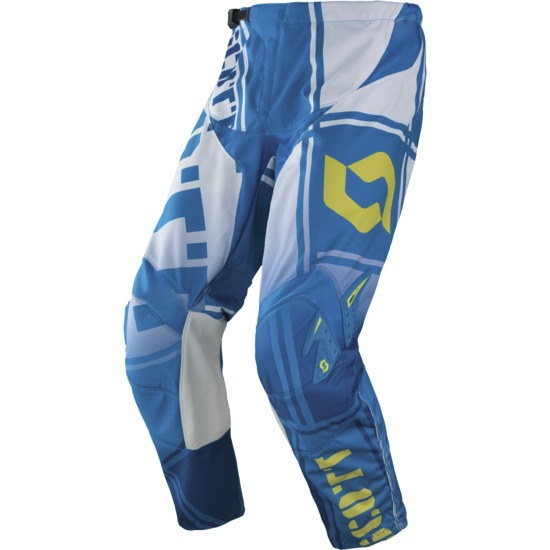 Pants cross baby Scott 350 Squadron Blue Green Kids