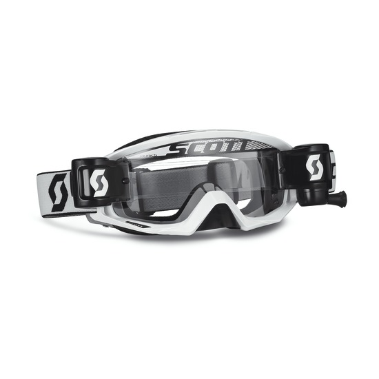 Scott Tyrant Goggles cross WFS White