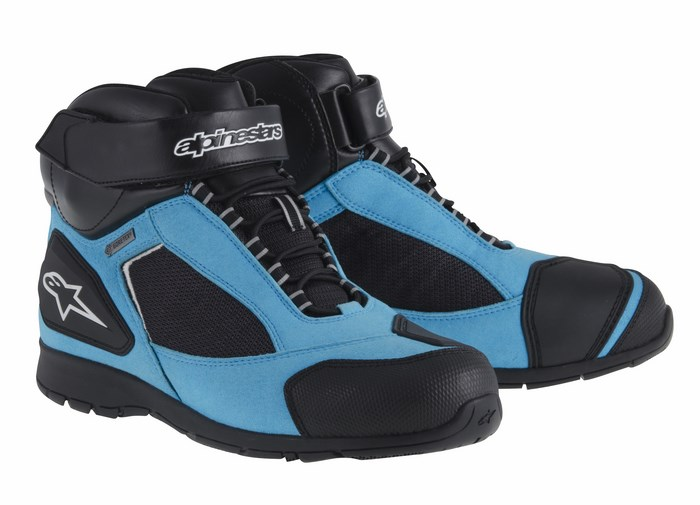 Alpinestars Sierra Gore-tex XCR shoes black blue